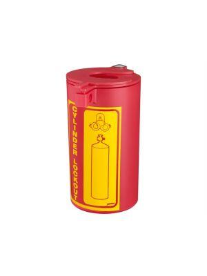 P606 Gas Cylinder Lockout