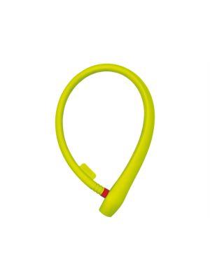 560/65 uGrip Soft Grip Cable Lock Lime 65cm x 8mm