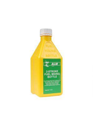 MX001 2 Stroke Fuel Mixing Bottle Yellow