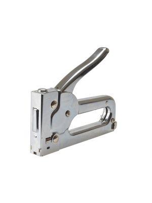 JT21C Staple Gun Tacker - Chrome