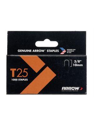 T25 Staples 10mm (3/8in) Box 1000
