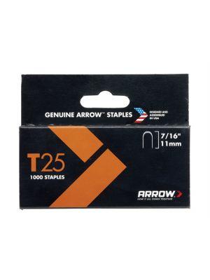 T25 Staples 11mm (7/16in) Box 5000