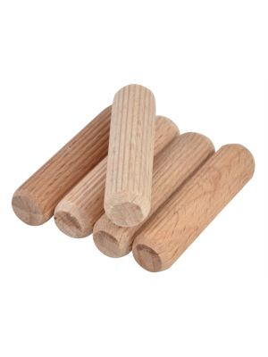 X66434 Fluted Dowels (30) 10mm x 40mm