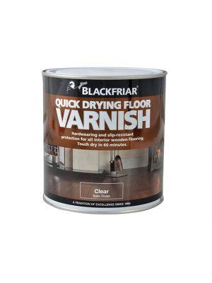 Duratough Floor Varnish Satin 1 Litre