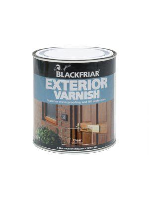 Exterior Varnish UV66 Clear Gloss 250ml