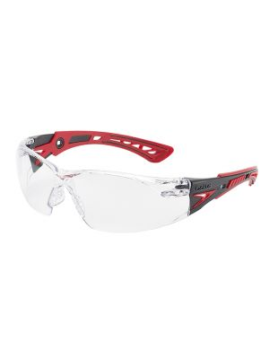 RUSH+ Safety Glasses - Clear