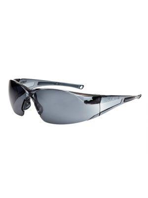 RUSH Safety Glasses - Smoke