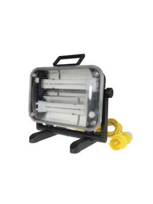 Power Jet-Light IP44 Rated 2 x 36 Watt 110 Volt