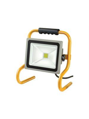 Large Cree (Chip LED) Worklight 30 Watt/2100 Lumens 240 Volt
