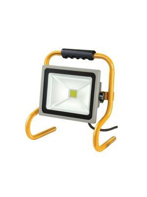 Large Cree (Chip LED) Worklight 30 Watt/2100 Lumens 110 Volt