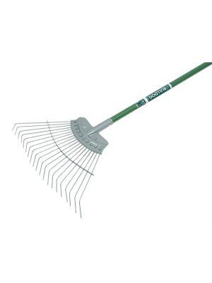 Evergreen Lawn Rake Aluminium Shaft