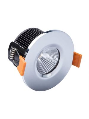 LED Fire Rated Downlight 4.7W Chrome