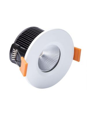LED Fire Rated Downlight 4.7W White 240V