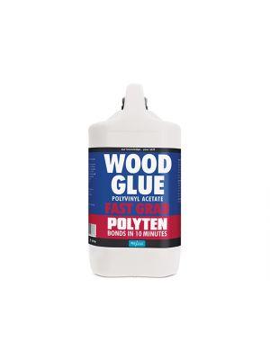 Polyten Fast Grab Wood Adhesive 5 Litre