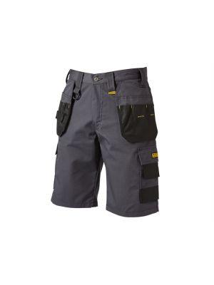 Cheverley Lightweight Grey Polycotton Shorts Waist 32in