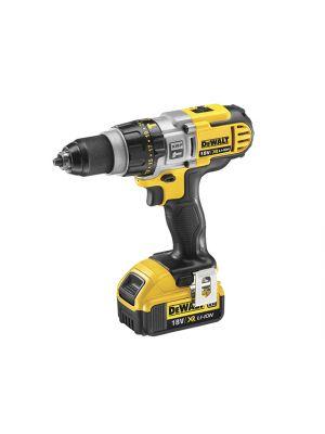 DCD985M2 XRP Premium Combi Hammer Drill 18V 2 x 4.0Ah Li-Ion