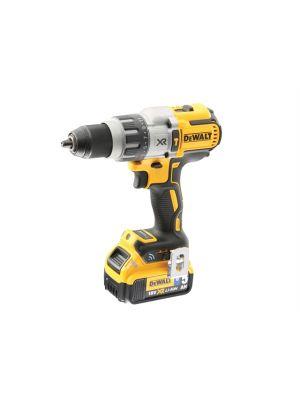 DCD997P2 XR Brushless Tool Connect Hammer Drill Driver 18V 2 x 5.0Ah Li-ion
