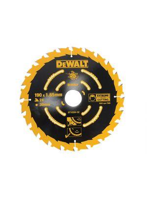 Circular Saw Blade 190 x 30mm x 24T Corded Extreme Framing