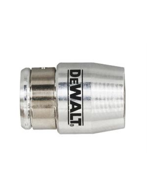 DT70547T Aluminium Magnetic Screwlock Sleeve for Impact Torsion Bits 50mm