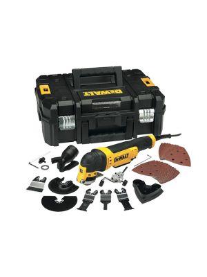 DWE315KT Multi-Tool Quick Change Kit & TSTAK 300W 110V
