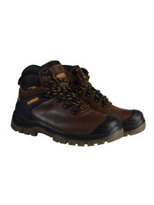 Newark S3 Waterproof Safety Hiker Brown Boots UK 8 Euro 42
