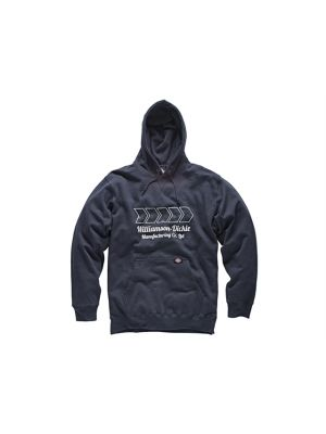 Arkley Navy Hoody - M (40-42in)