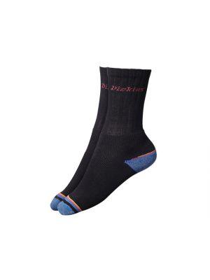 Strong Work Socks  Black (Pack 3)