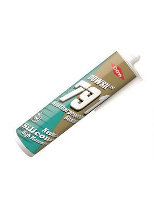 791 Silicone Sealant  White 310ml