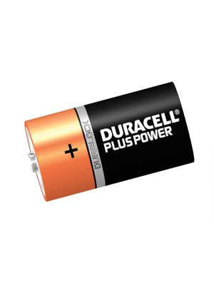 D Cell Plus Power Batteries Pack of 2 LR20/HP2