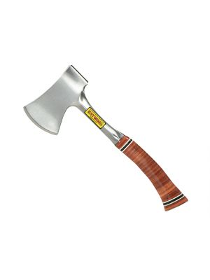 E14A Sportsmans Axe Leather Grip - 2.3/4in Edge (1.1/4lb)
