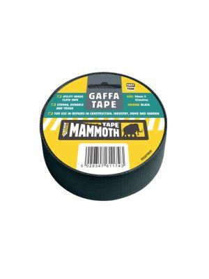 Gaffa Tape Black 50mm x 45m