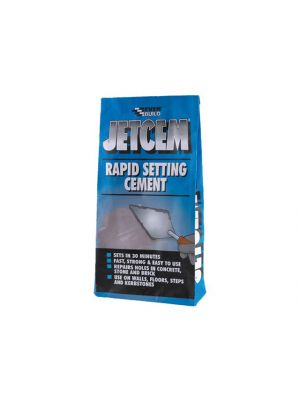 Rapid Set Cement 12kg (4 x 3kg Packs)