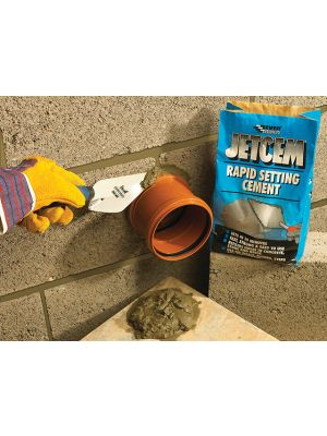 Jetcem Rapid Set Cement 12kg (2 x 6kg Pack)