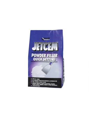 Jetcem Quick Setting Powder Filler (Single 3kg Pack)