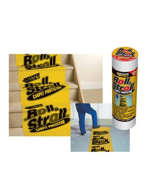 Roll & Stroll Premium Carpet Protector 600mm x 75m