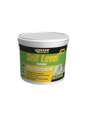 Self Level Flexiplus 10kg Tub