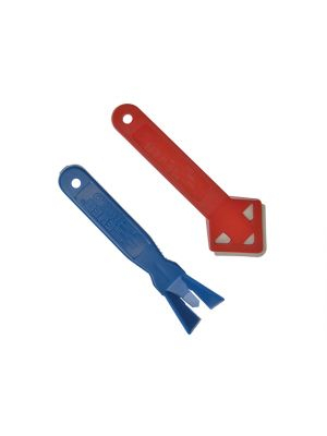 Seal Rite Strip / Smooth Out Tool Twinpack