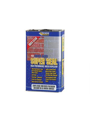 408 Super Seal (Exterior Wall Seal) 5 Litre