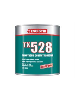 TX528 Thixotropic Contact Adhesive 1 Litre