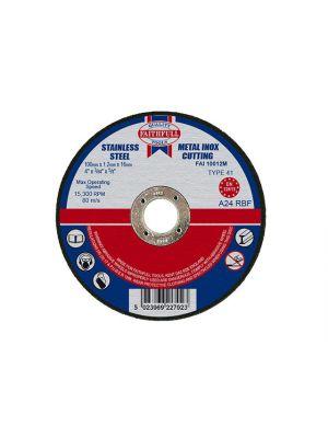 Metal Cut Off Disc 100 x 1.2 x 16mm