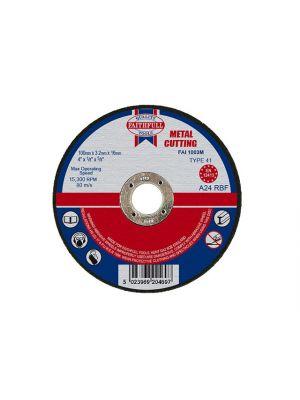 Metal Cut Off Disc 100 x 3.2 x 16mm