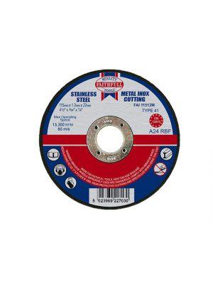 Metal Cut Off Disc 115 x 1.2 x 22mm
