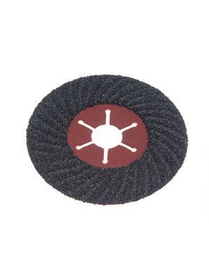 Semi-Flexible Black Discs 115mm C36