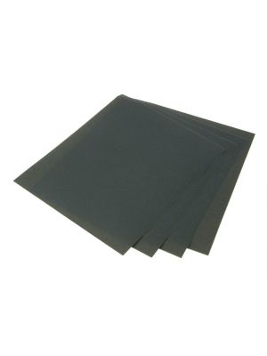 Wet & Dry Paper Sanding Sheets 230 x 280mm C60 (25)