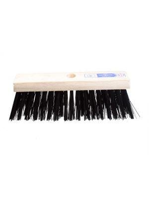 Flat Broom Head PVC 325mm (13in)