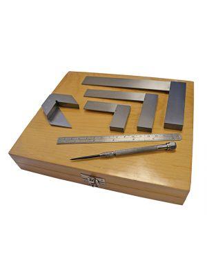 Engineer's Marking & Measuring Set, 6 Piece