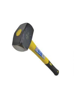 Club Hammer Long Shaft Fibreglass Handle 1.81kg (4lb)