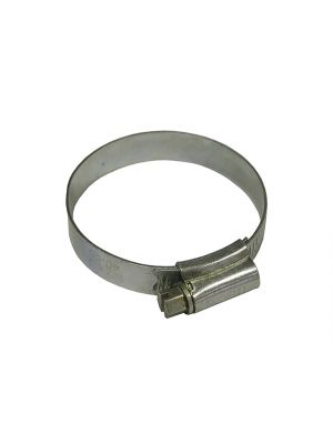 2X Stainless Steel Hose Clip 45 - 60mm