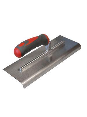 Edging Trowel Soft Grip Handle 11 x 4.3/4in