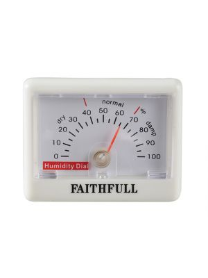 Humidity Dial (Hygrometer)